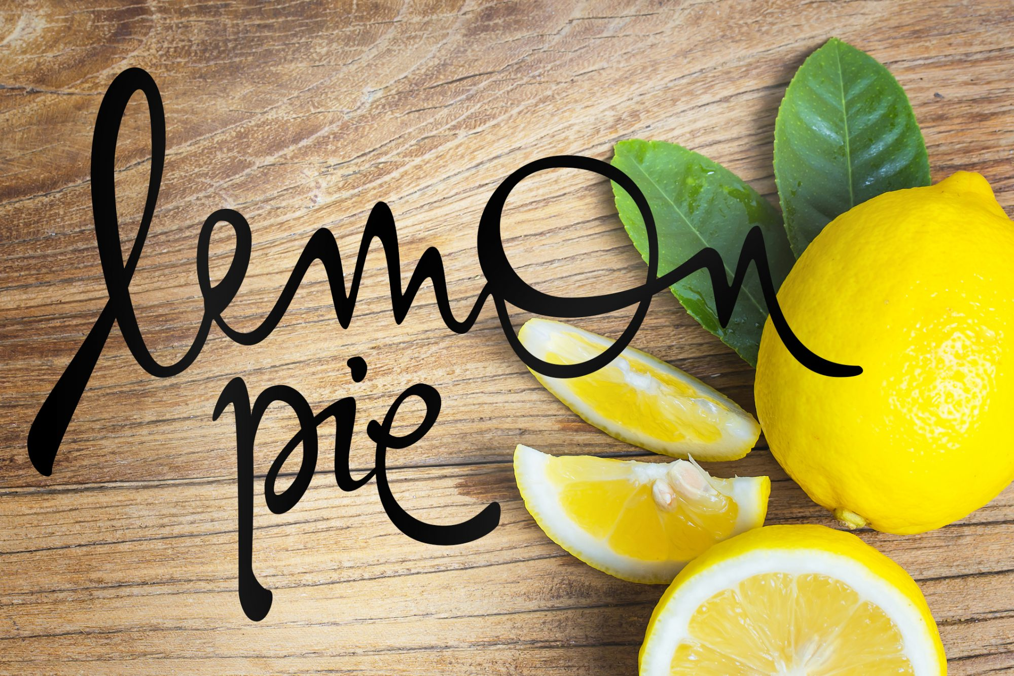 lemon pie-foto