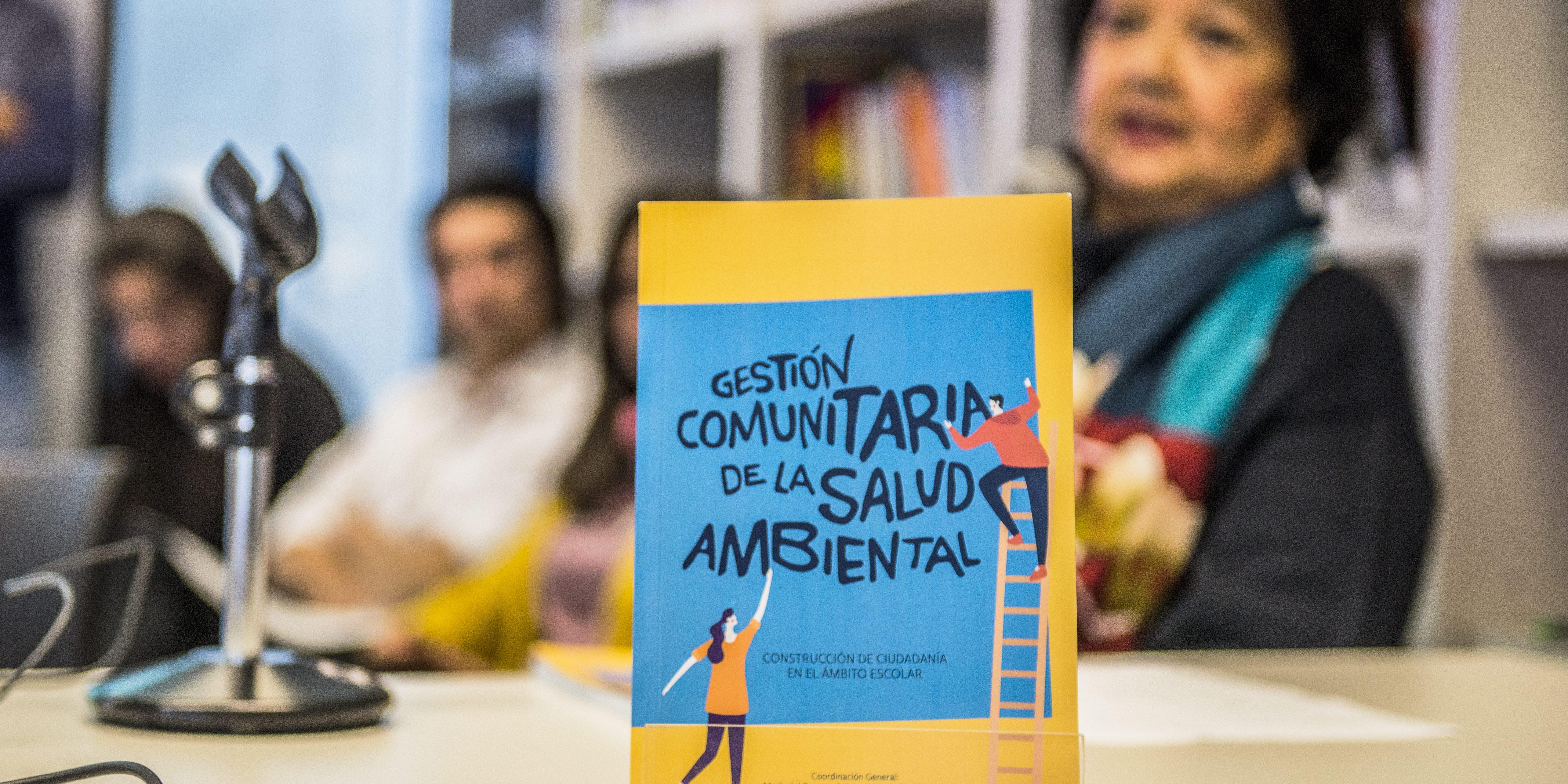 Se presentó el libro en Buenos Aires