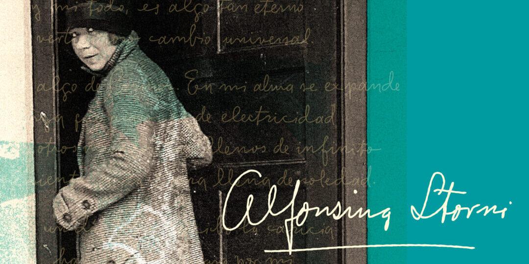 Alfonsina Storni, letras al servicio del arte