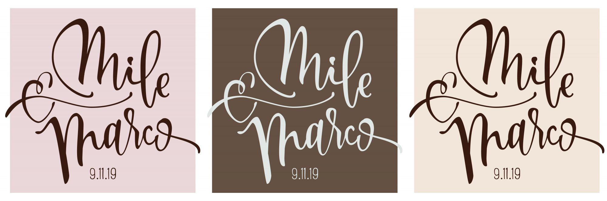 Mile & Marco – color