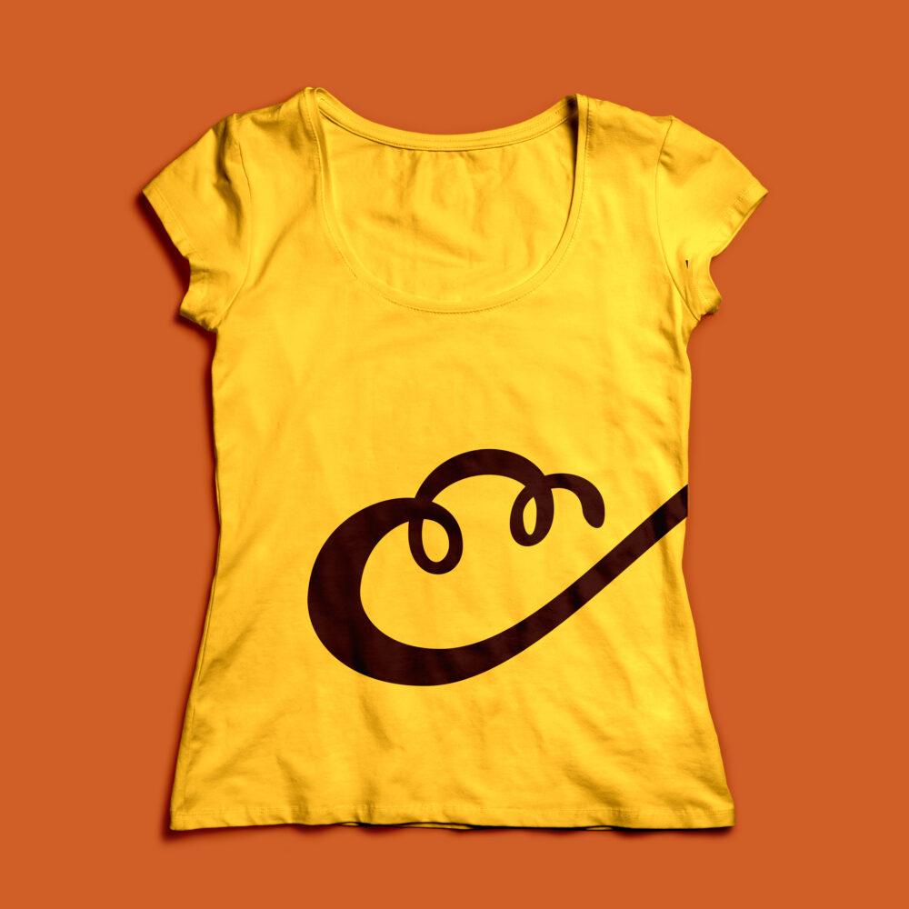 Woman T-Shirt MockUp 2_Front final