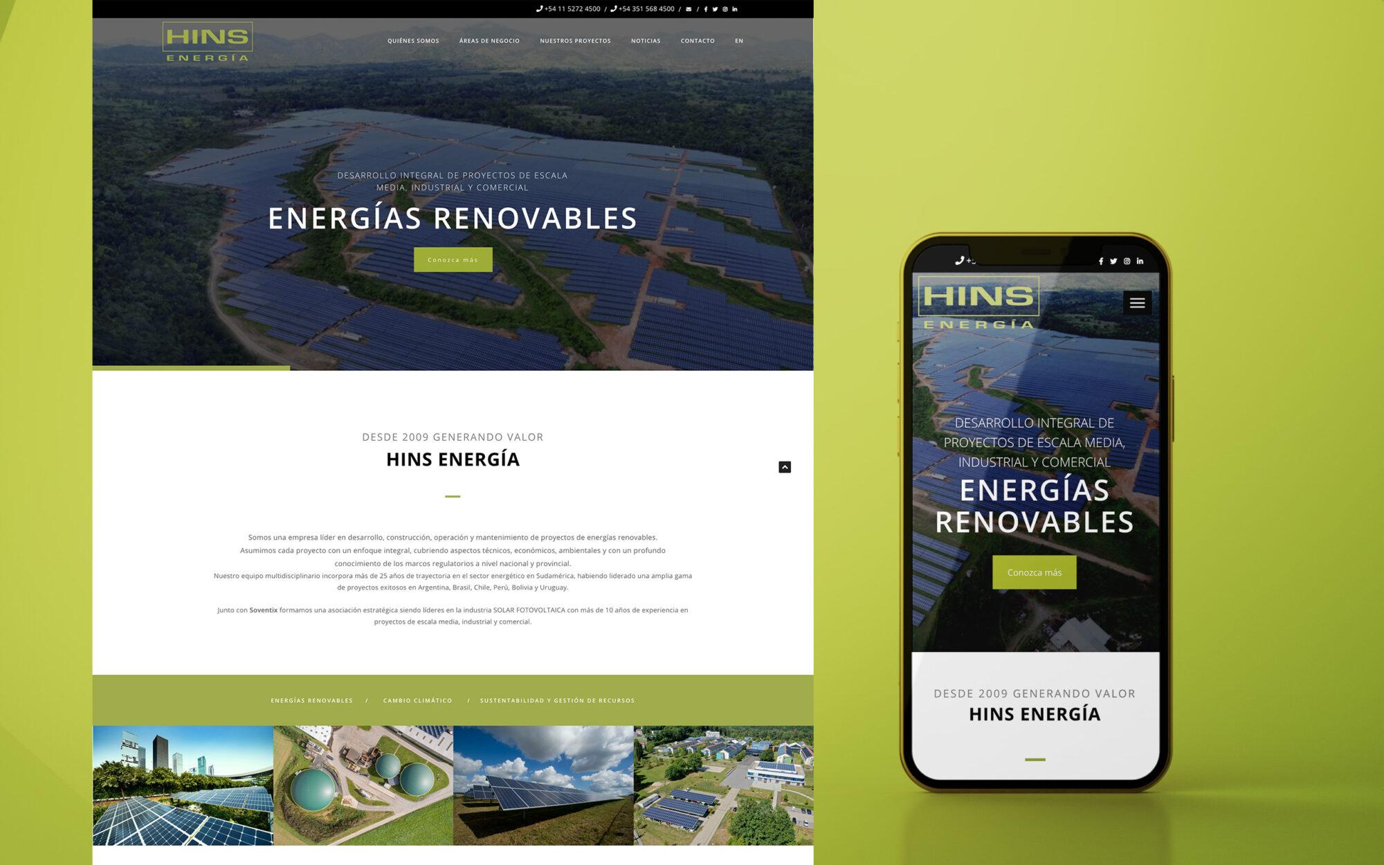 featured HINS website