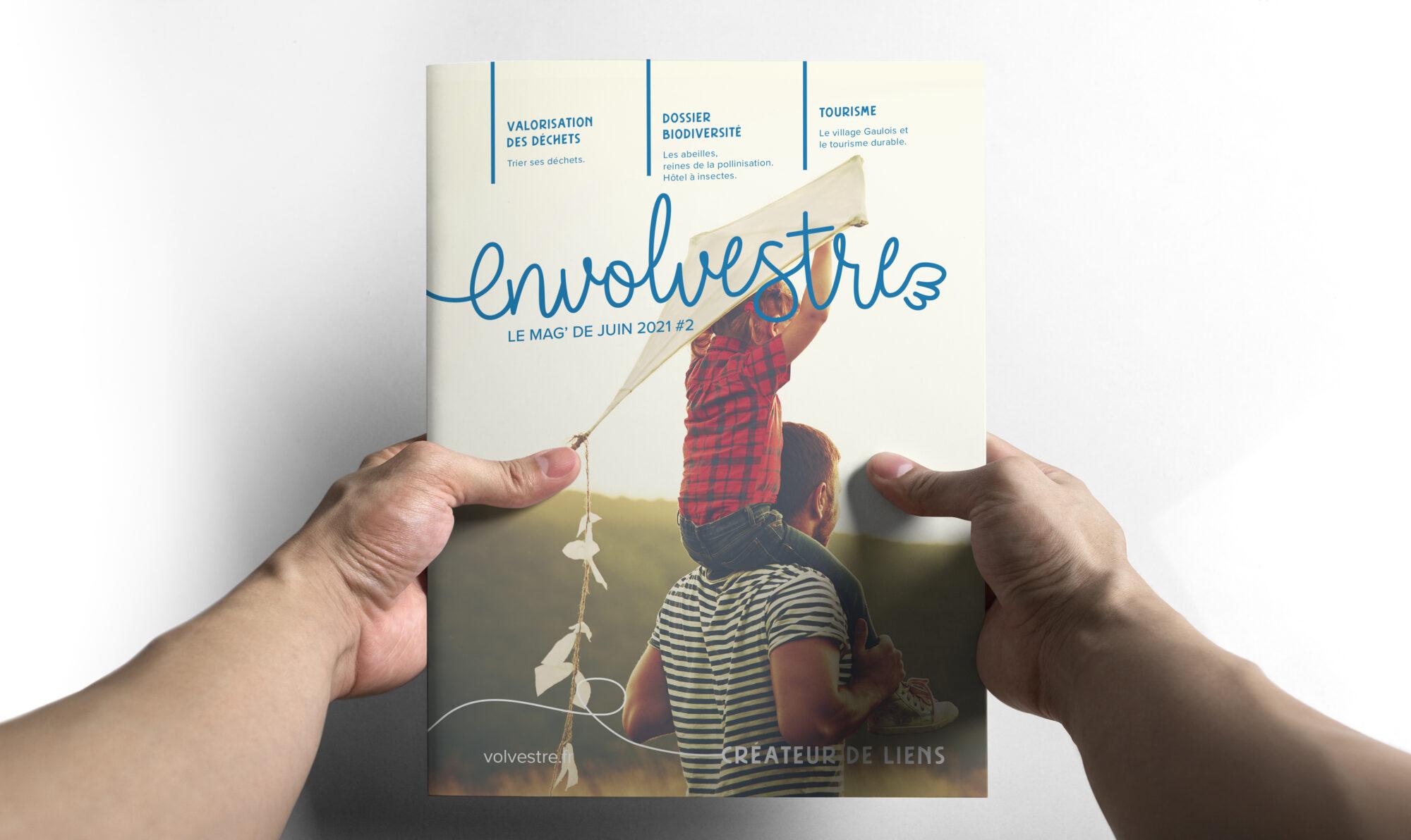 mockup enVolvestre#2 – 36 pages